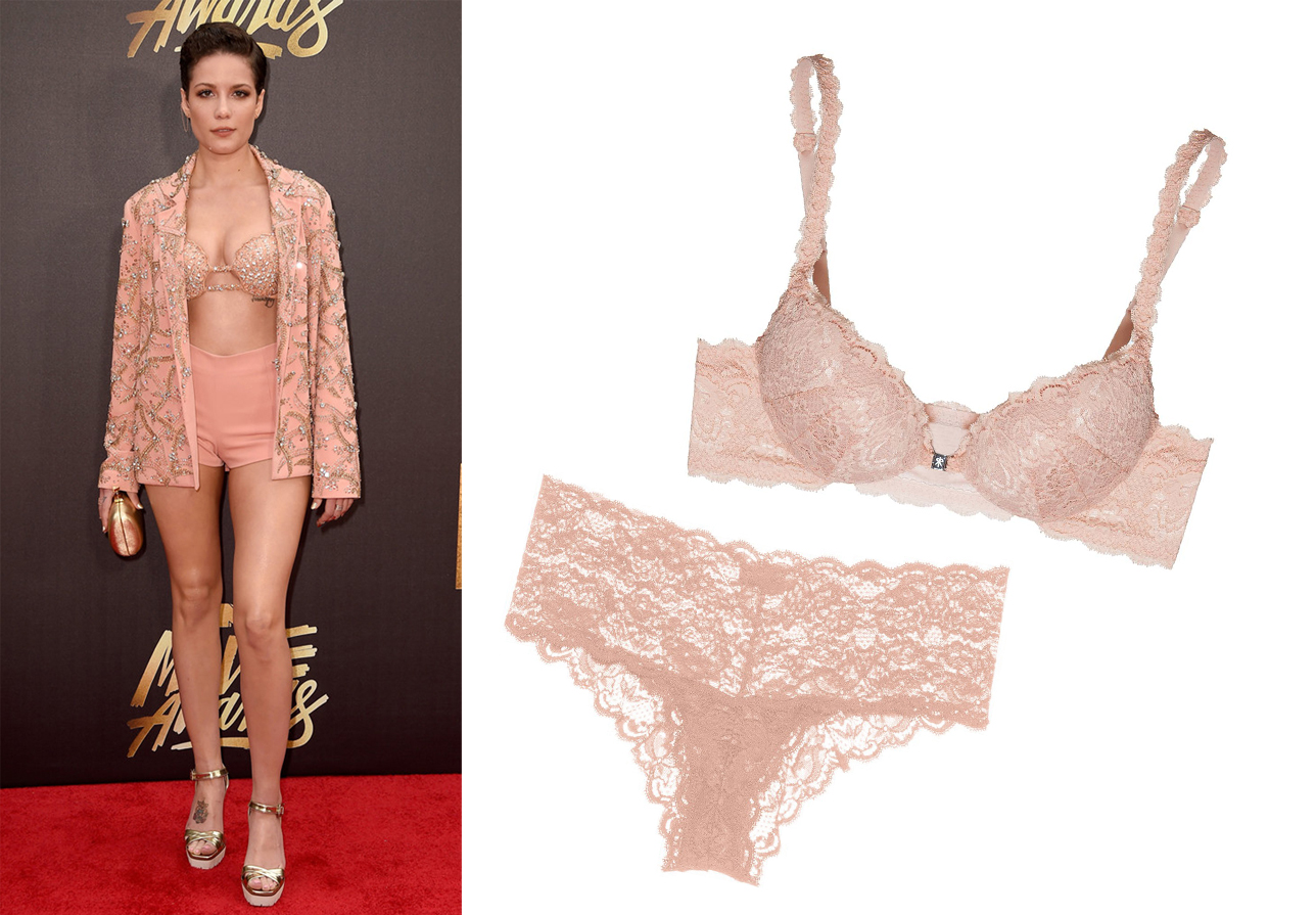 MTV Movie Awards 2016 Translated Into Lingerie