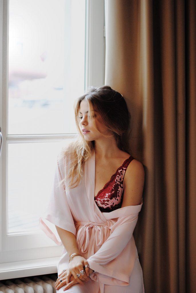 Our Bella Francesca in italia Soft bra