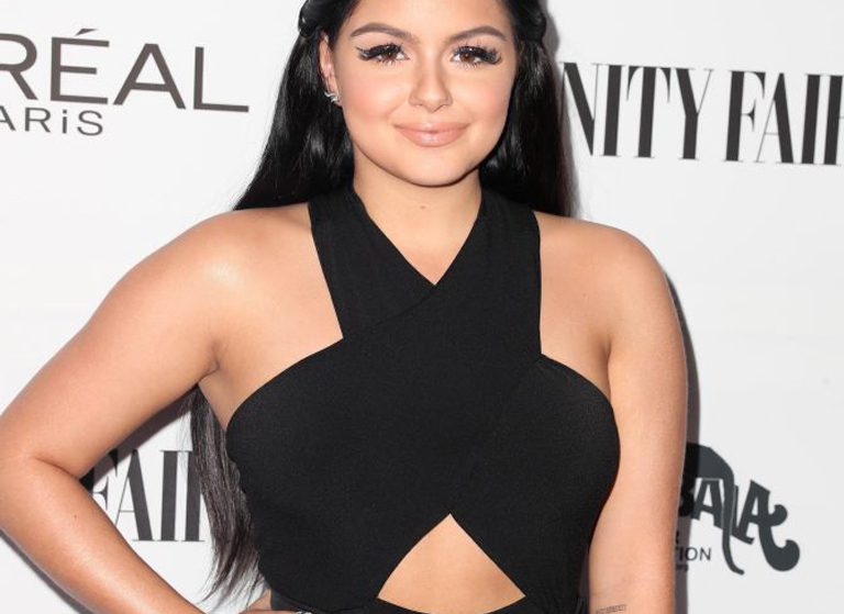 Ariel Winter Bodysuit Looks